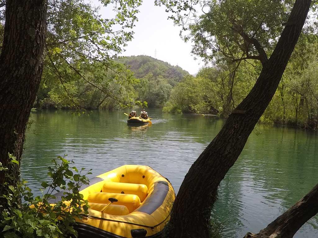 raften-in-kroatie-cetina-rivier20