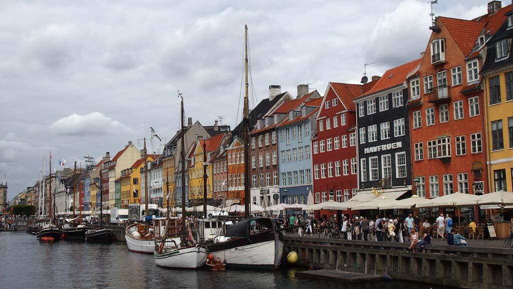 Kopenhagen heeft veel meer te bieden dan dit bekende plaatje van Nyhavn.