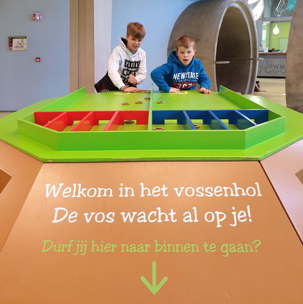 Voor kinderen is er van alles te doen Slapen-in-de-duinen-12-jpg