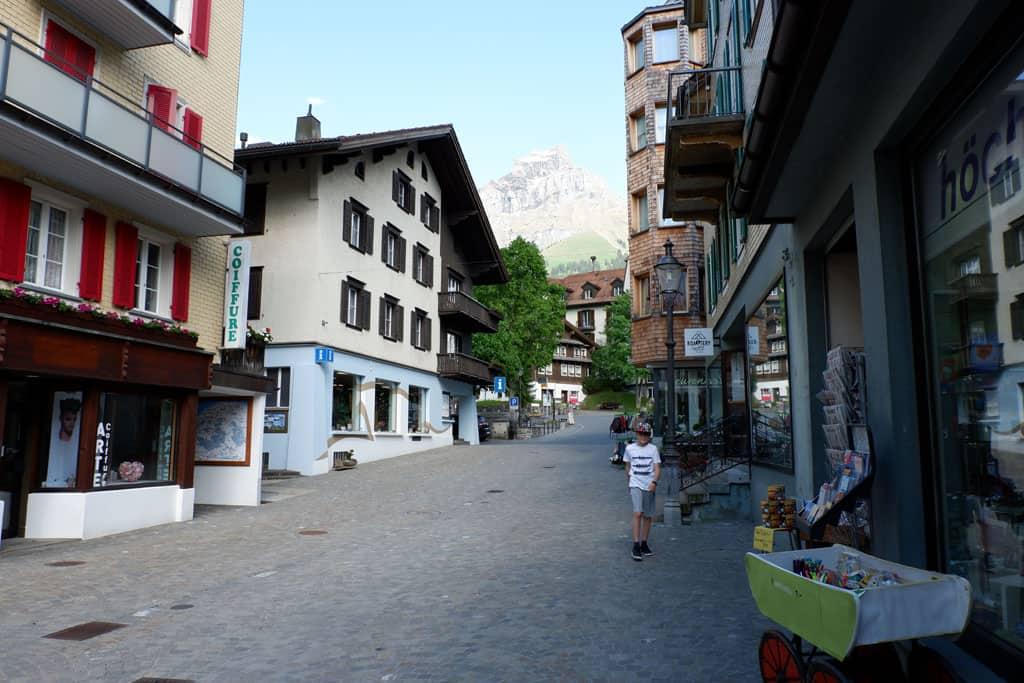 centrum van Engelberg