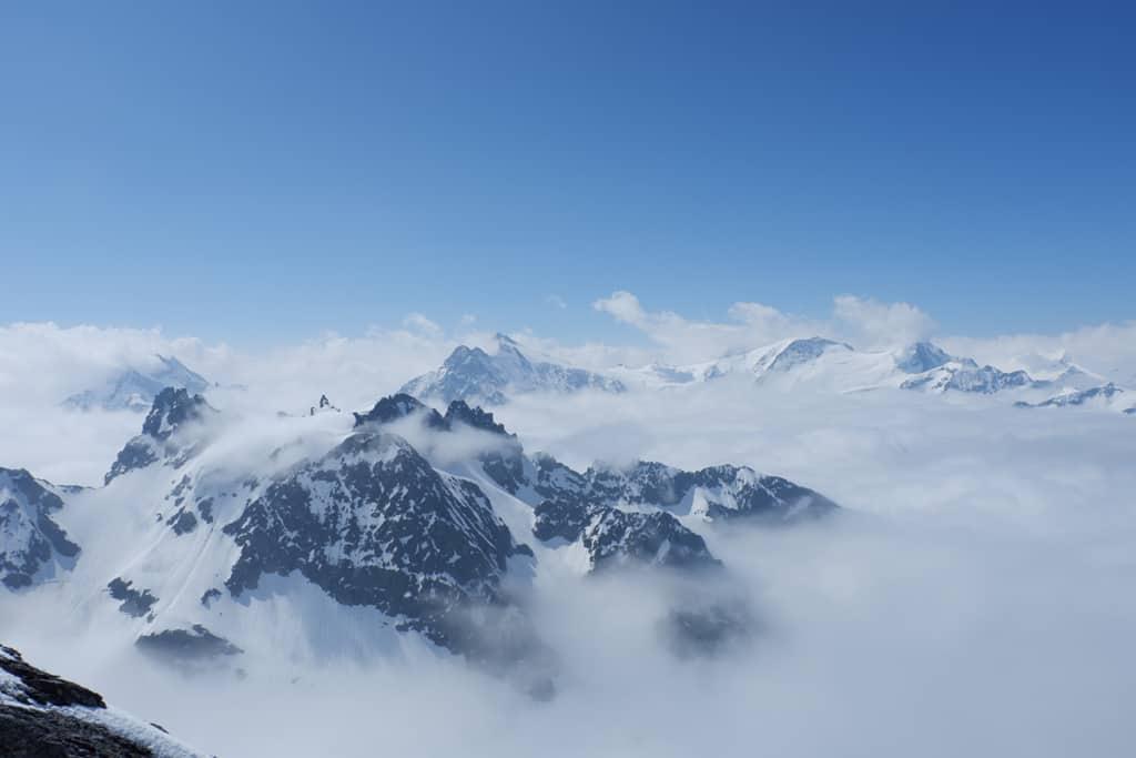 De Zwitserse Bergen bij Engelberg