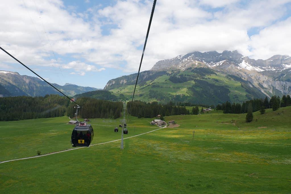 Titlis Engelberg Zwitserland
