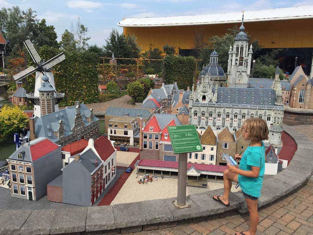 Mini Mundi: miniatuurpark, pretpark en speeltuin in één