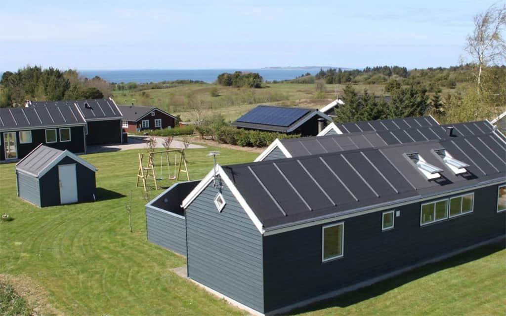 Zelfs als het weer in Denemarken een dagje tegenvalt vermaak je je goed in dit vakantiehuis.