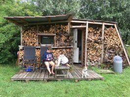 Campspace-houten-huis
