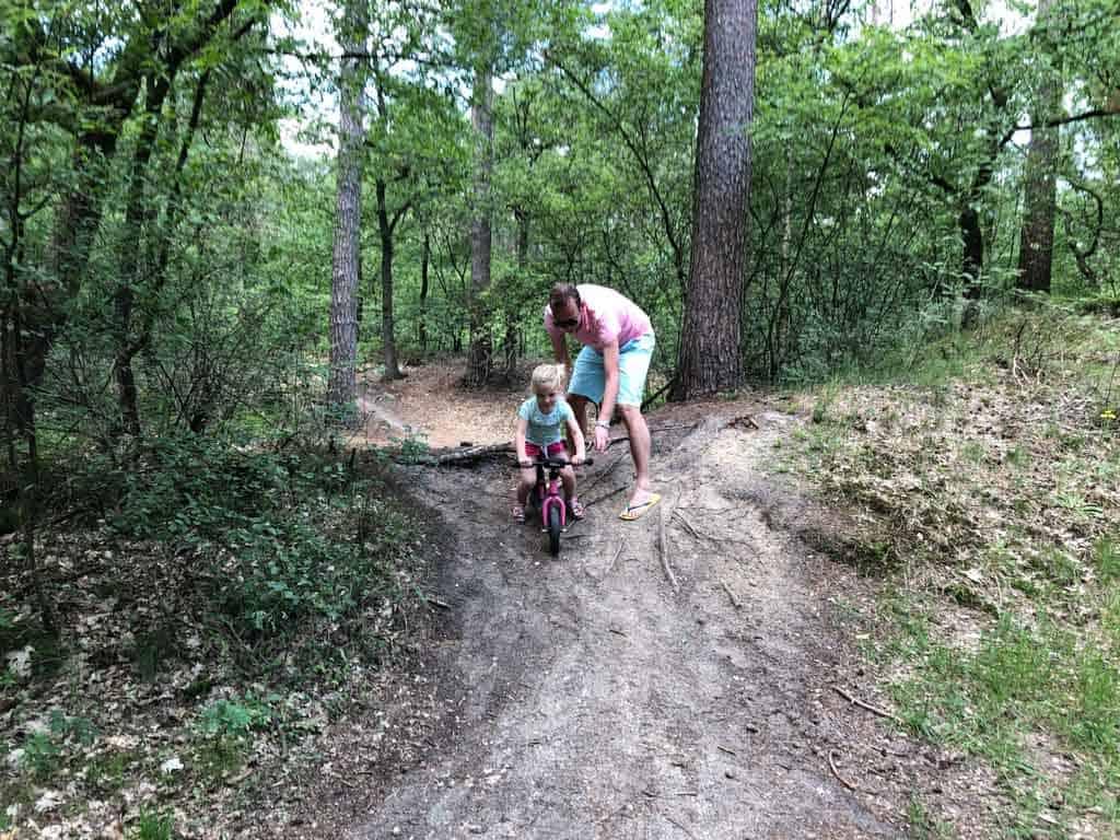 Genoeg heuvels om vanaf te racen