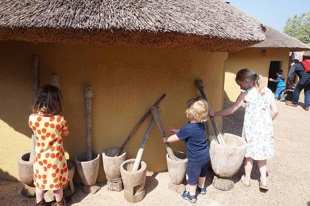 Het Afrikamuseum in Berg en Dal
