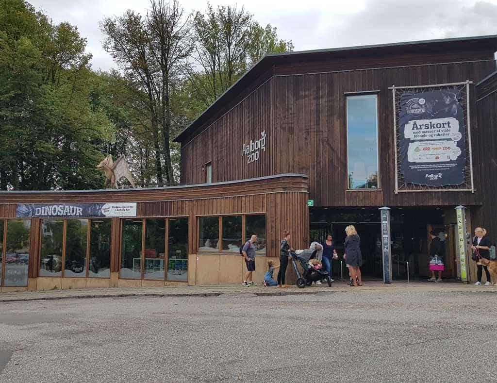 Aalborg Zoo: leuk uitje voor kinderen tot 10 jaar.