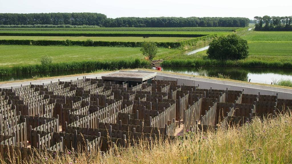 Het Geofort in Herwijnen
