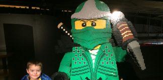 Ninja-turtles van LEGO