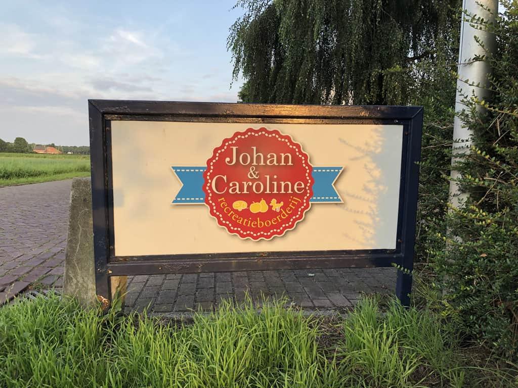 Recreatieboerderij Johan en Caroline
