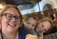 Pittig om alleen met de kinderen op reis te zijn, maar ook onvergetelijk om alle ervaringen met hen te delen.
