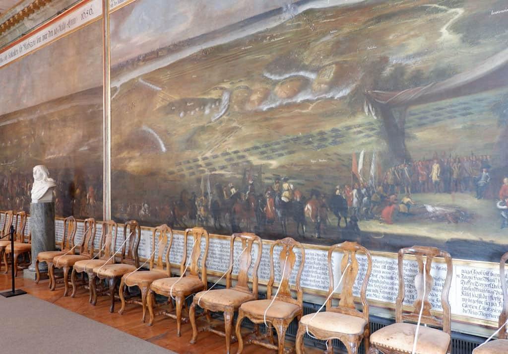 Drottningholm Slott veldslagen