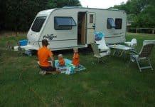 Caravan indelingen met kinderen