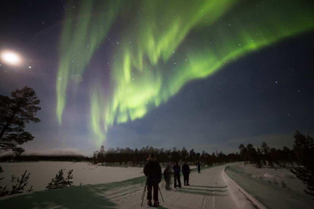 Het noorderlicht, een van de meest bijzondere natuurverschijnselen.