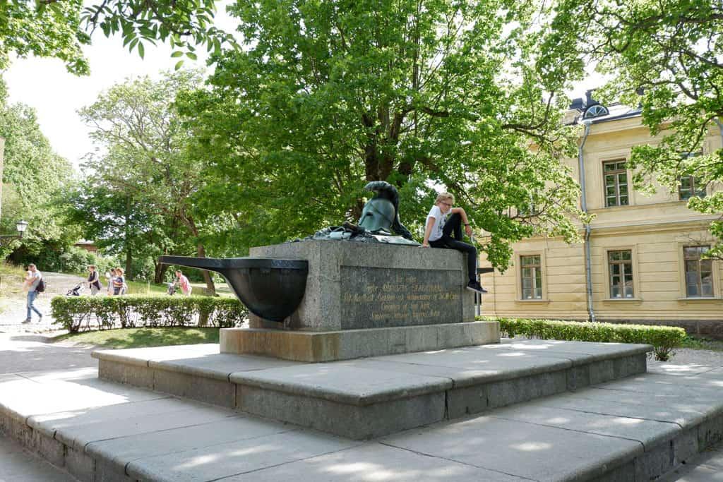 Suomenlinna binnenplaats