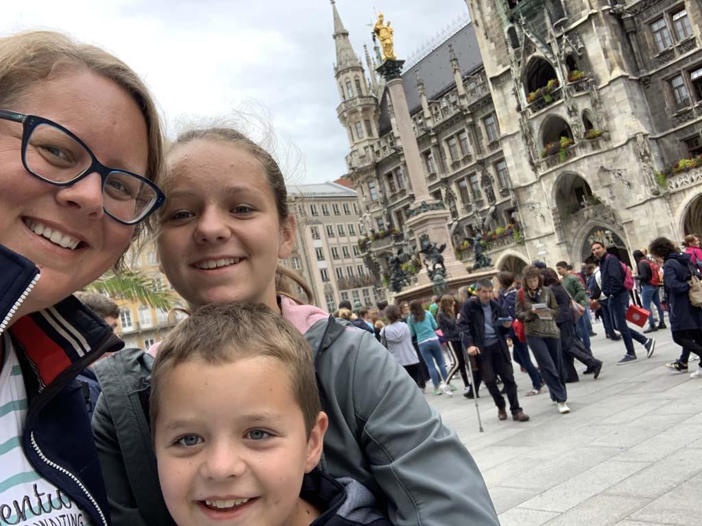 München, met kinderen een afwisselende stedentrip!