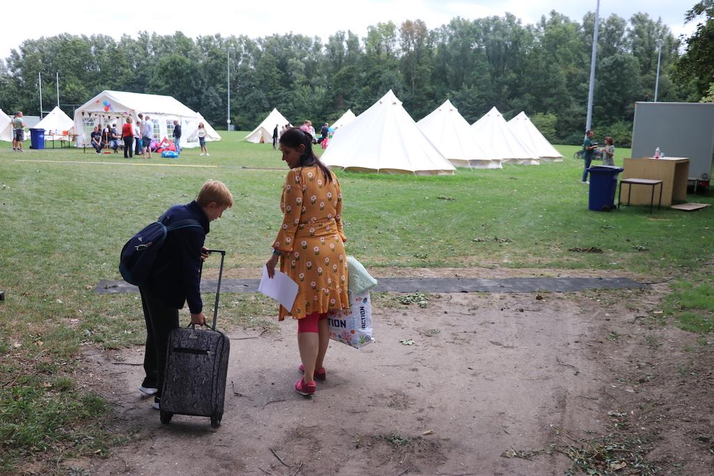 TU Delft kamp