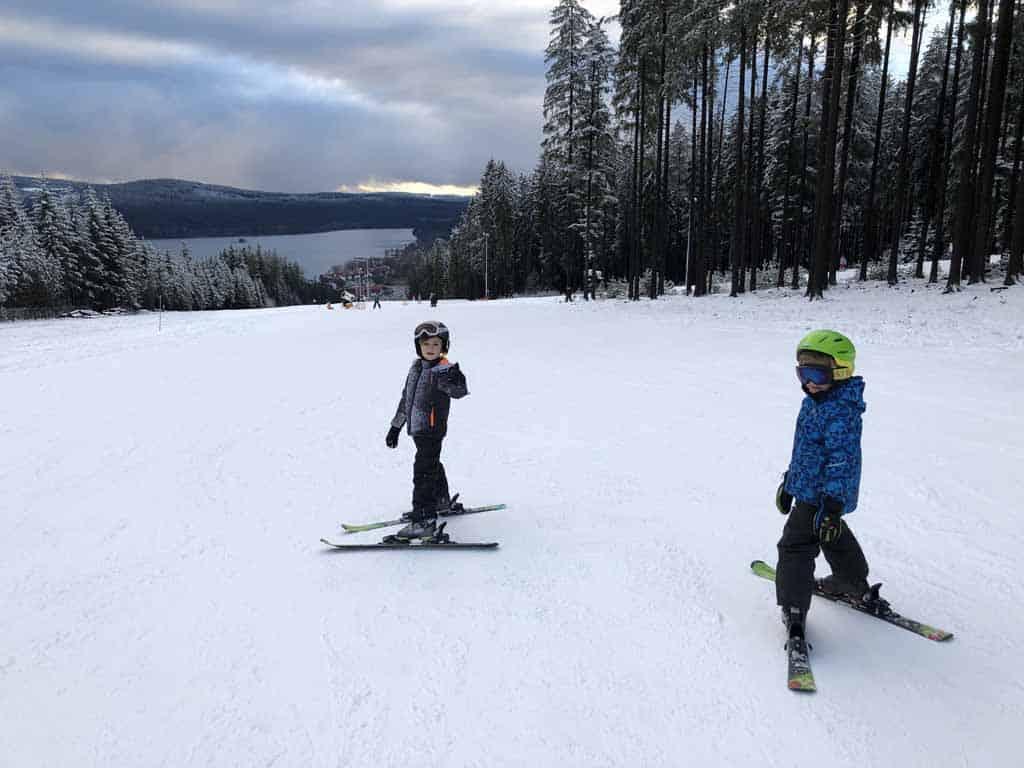 skigebieden in Tsjechie Lipno