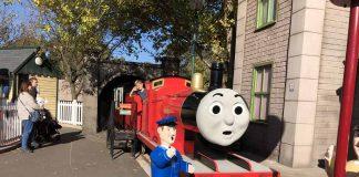 Thomas de Treinland in Engeland, een heel bijzonder uitje voor treinfans.