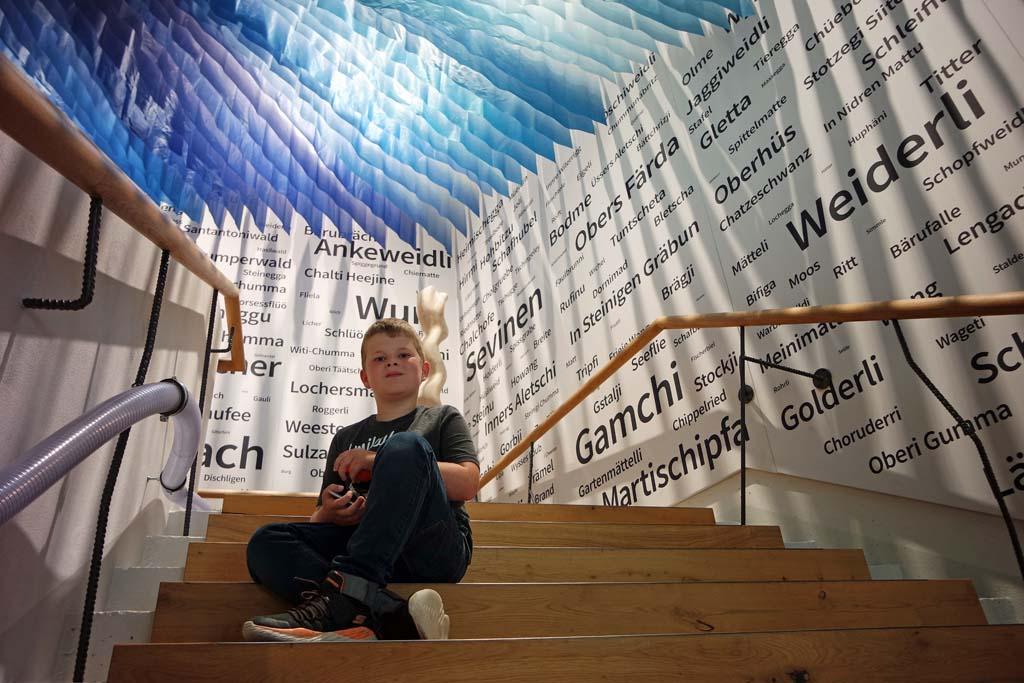Wat wilde je vertellen over de gletsjer mam? vakantie-in-de-aletsch-arena