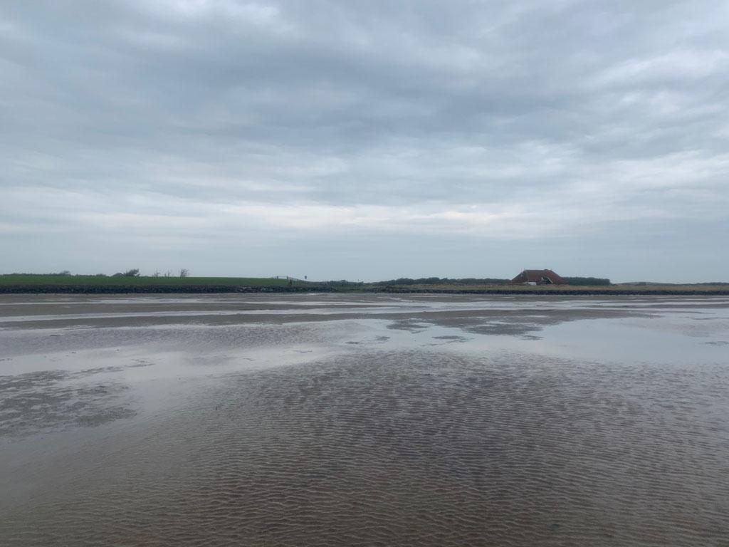 Het einde van de waddendijk