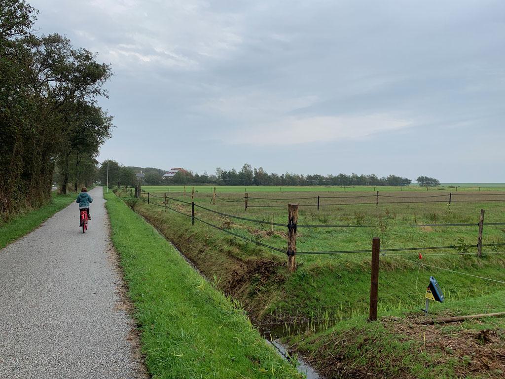 Onderweg naar Oosterend