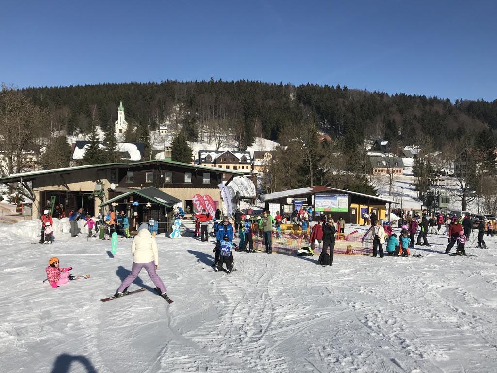 skigebieden in Tsjechië