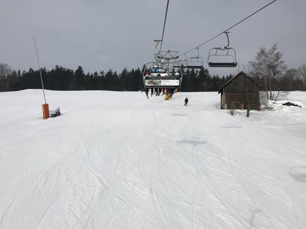 skigebieden in Tsjechie