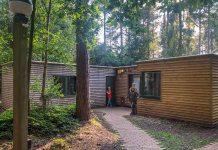 Centerparcs Sherwood Forest in Engeland