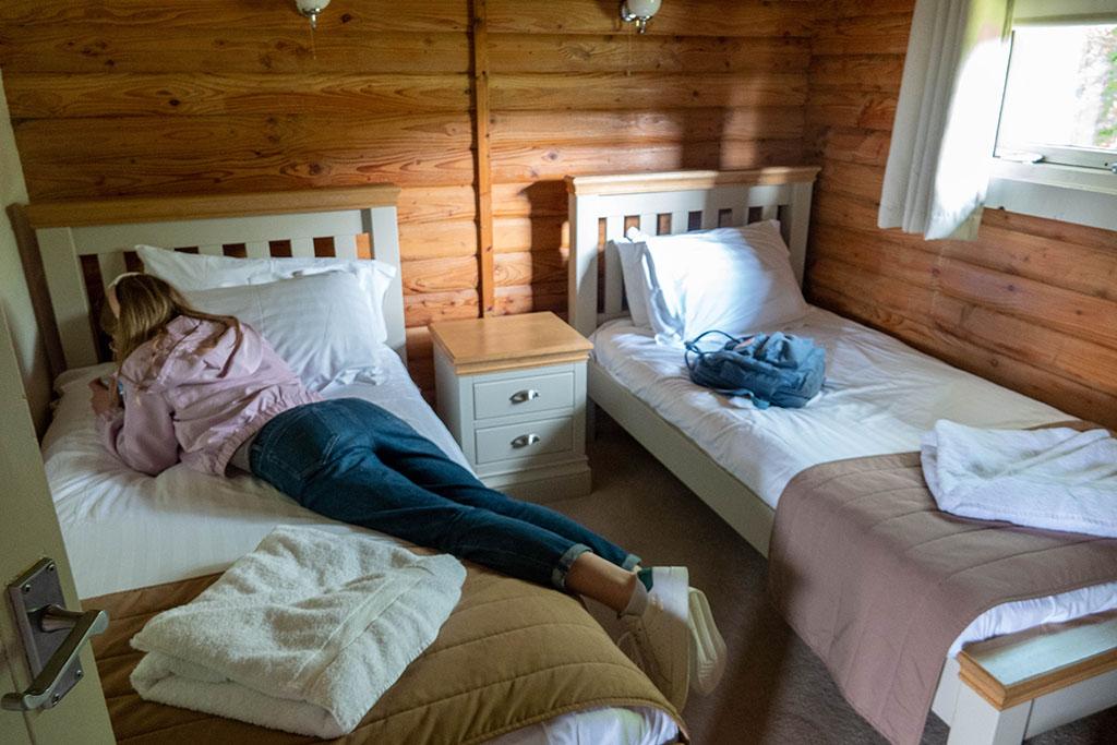 Puberdochter heeft als eerste een slaapkamer uitgezocht