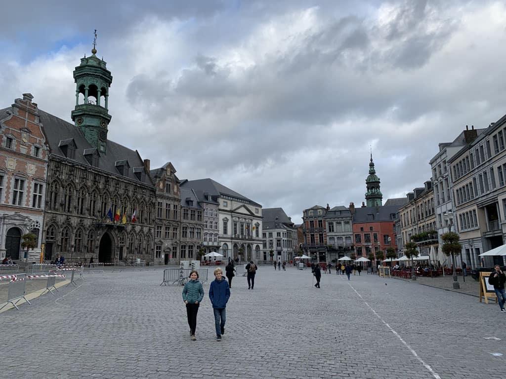 Welkom in Mons Bergen België