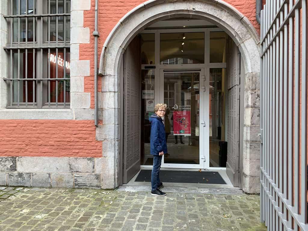 Museum Doudou in Mons met kinderen