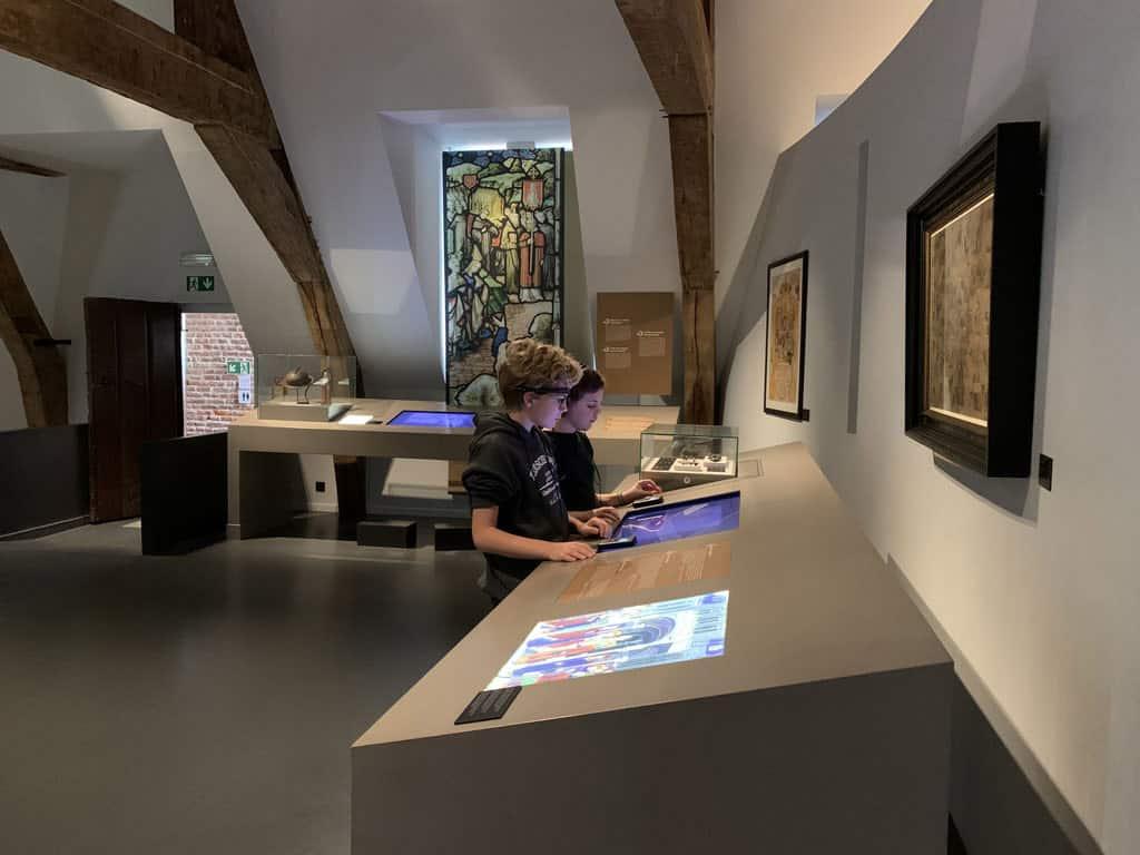 Museum Doudou in Mons België