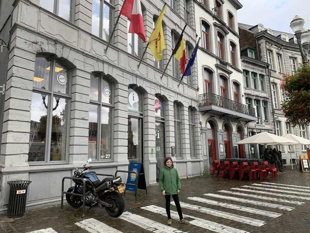 Toerismebureau Mons