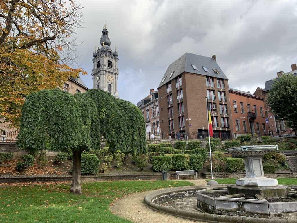 Mons Bergen België