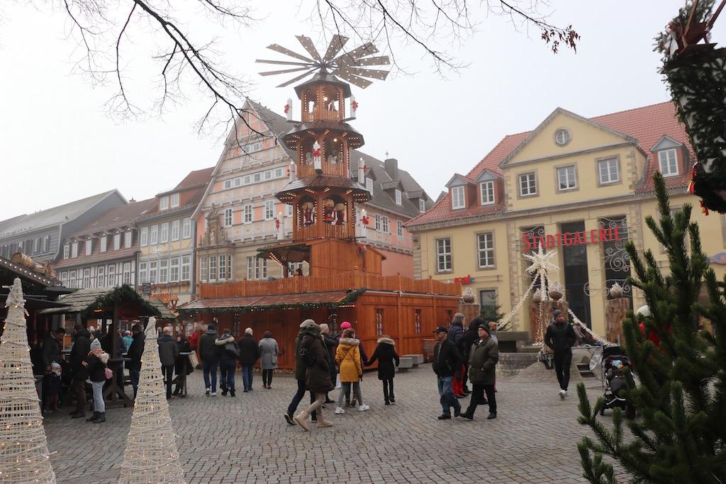 Hamelen kerstmarkt