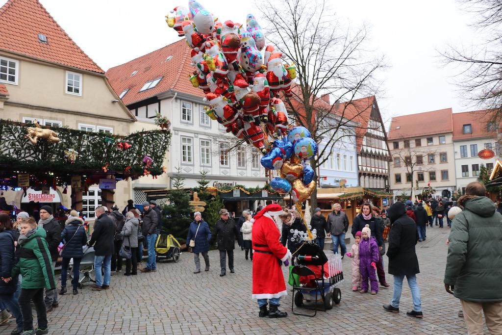 kerstmarkt Hamelen