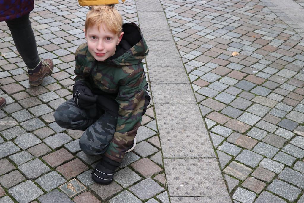 volg de ratten in Hamelen