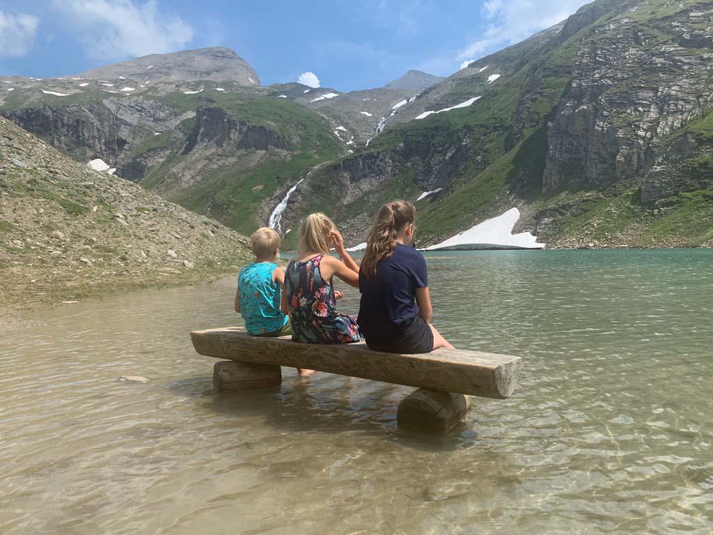 Virgental uitrusten en genieten van de omgeving