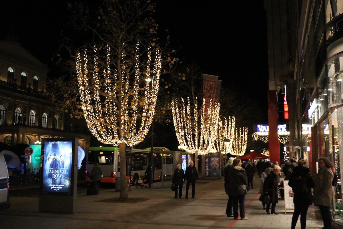 Hannover kerst