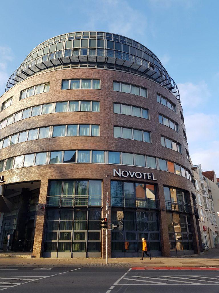 Hotel Novotel in Hannover