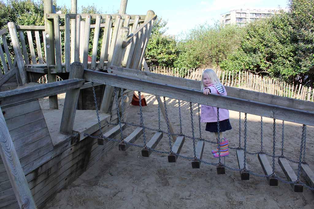 Onze kinderen houden van elke speeltuin die ze tegenkomen, ook die van SEA LIFE Blankenberge