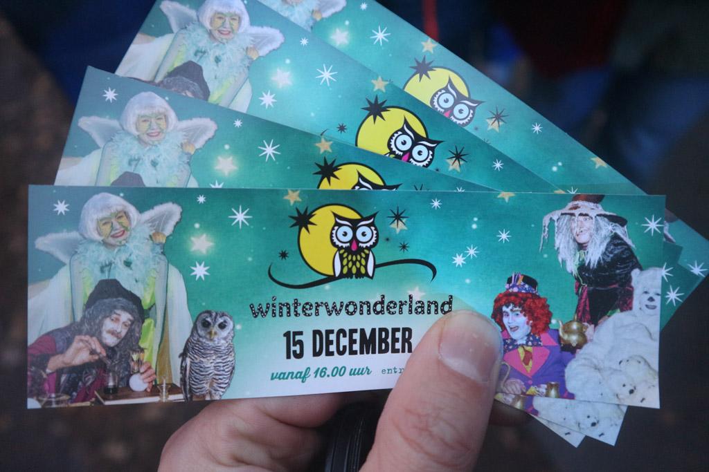 WinterWonderland Lochem is elk jaar op een zaterdag halverwege december.