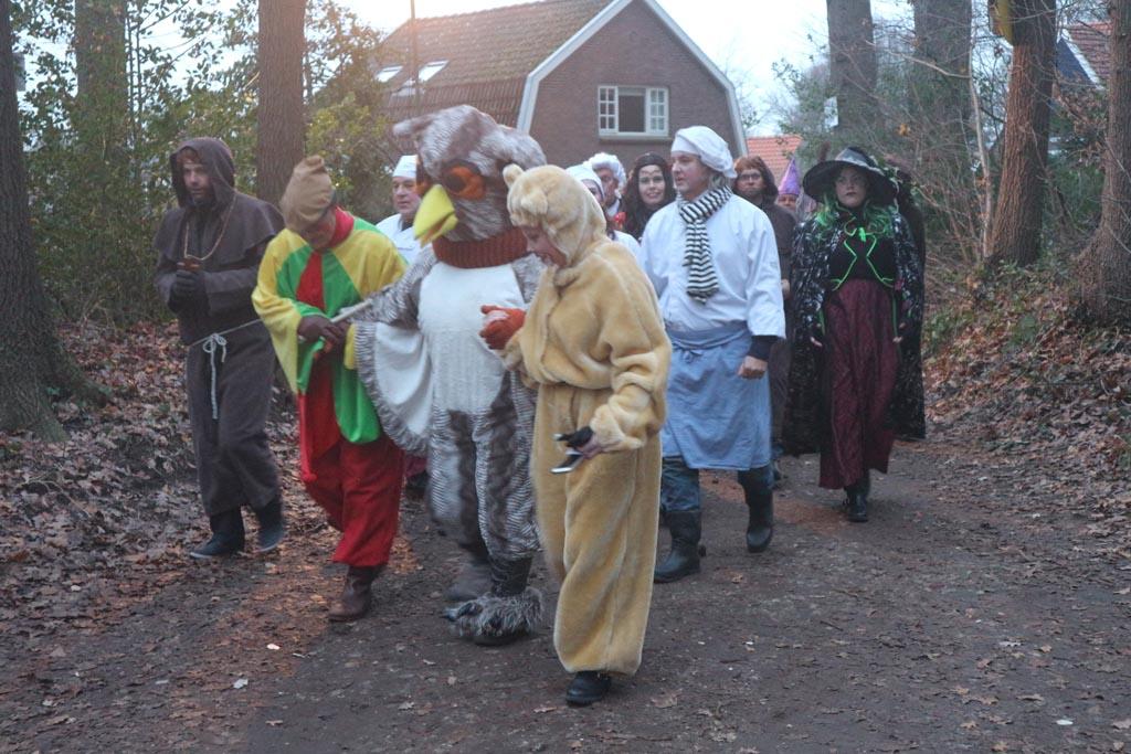De sprookjesfiguren komen eraan. WinterWonderland in Lochem gaat bijna open.
