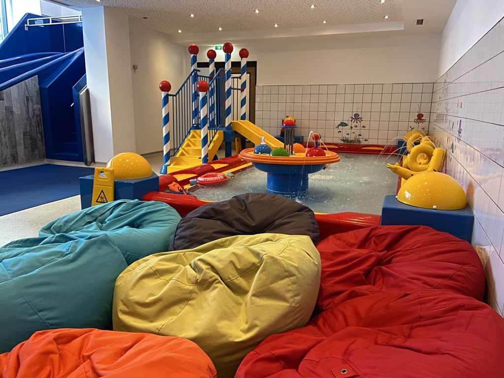 Bij Ballunspitze is een speciaal gedeelte voor kinderen.