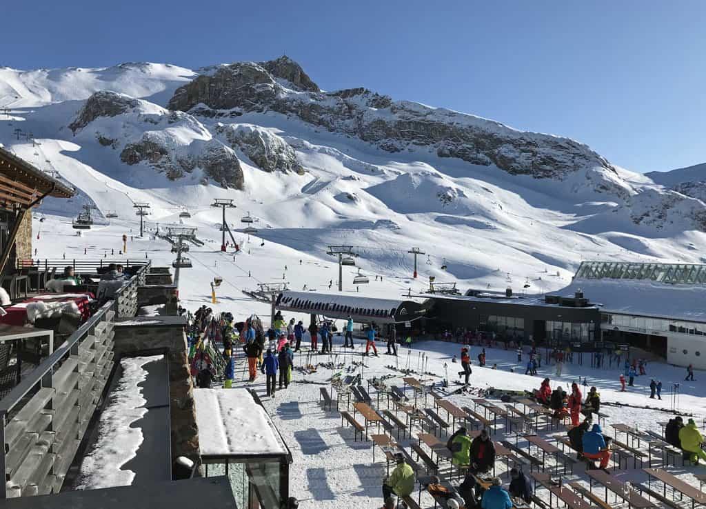 Het naastgelegen Ischgl is een enorm skigebied voor eindeloos skiplezier.