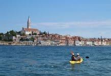 Rovinj in Istrië.