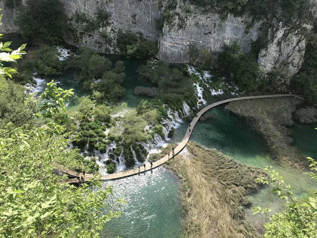 De Plitvicemeren: het omrijden meer dan waard!