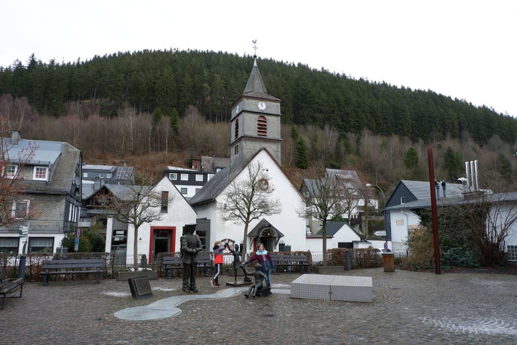 Willingen dorp